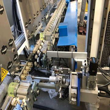2500mm Step Glazing Sealant Sealing Line