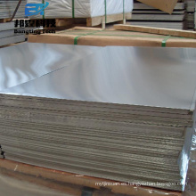 Hoja incombustible del panel compuesto de aluminio incombustible moderno ligero ligero