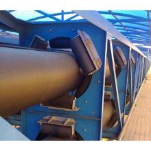 Ske Long Distance Transport Tubular Conveyor for Material Handling