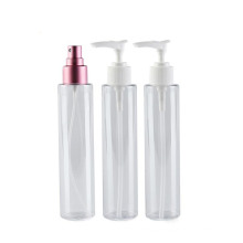 200ml Pet Plastic Bottle with Lotion Pump for Personal Care Industrial (NB04)