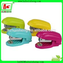 Papeterie grossiste mini brocheuse miniature colorée