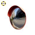seguridad al aire libre lente de la PC espejo convexo espejo precio barato evitar accidente de tráfico