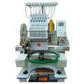 Máquina de bordar computarizada de una sola cabeza mixta