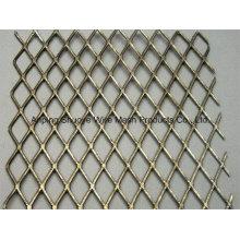 Aço galvanizado Expanded Metal Neting
