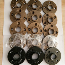 all types of cast iron pipe fittings flanges