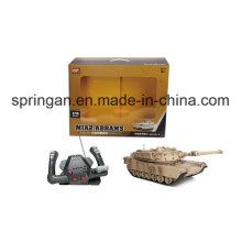 R/C Tank (rudder) Military Plastic Toys