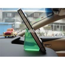 decoración del interior del coche y accesorios coche antideslizante almohadilla de gel conveniente para el usuario