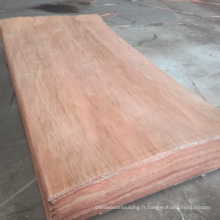 PLB Face Placage 0.3mm Placage Naturel Shandong Linyi