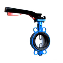 Manufacturers Supply Spiral Central Butterfly Valve Flange Cast Steel Can Be Customized Gate Standard Water & Gas 3 Years OEM