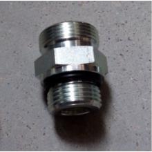 Hydraulic Nipple Metric Male O-Ring Seal Tube Adaptor