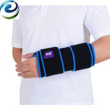 Athlètes de produits de réadaptation utilisent Nylon Material Therapy Hand Wrap Chaud Froid
