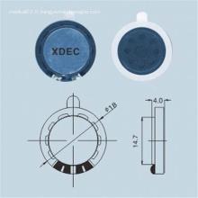 18mm 8ohm 1w haut-parleur d'instrument médical portable
