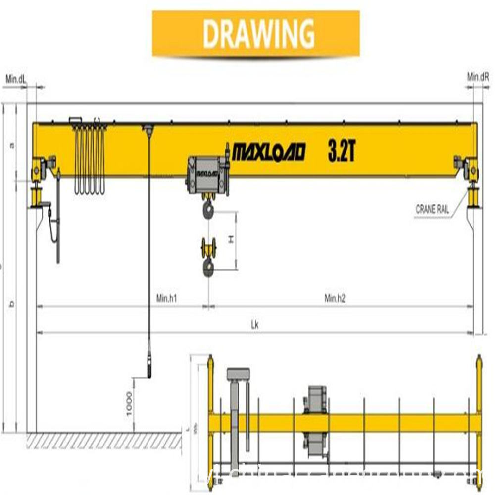 Product Description DRAWING-LT