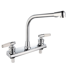 Double Handle Basin Mixer (PR-013)