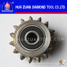 China Bush Hammer Tool Granite Roller for Litch Surface