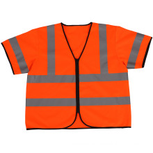 EN ISO 20471 CLASS 3 Short sleeve Reflective Safety Jackets