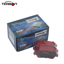 Wholesale Car Parts China Pastilha de freio para Nissan