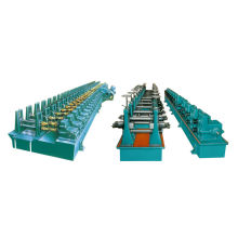380v 50hz K Span C Z Purlin Roll Forming Machine With Hydraulic Station Plc Control System