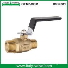 ODM Brass Forged Male Ball Valve (AV10083)