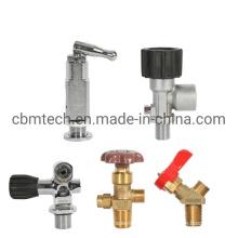 Cbmtech Kinds of Oxygen Cylinder Valves