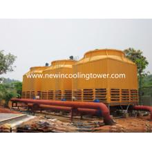 Torre de enfriamiento con bajo nivel de ruido Nst-700