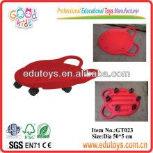 Red Sliding Plate Kindergarten Spielzeug