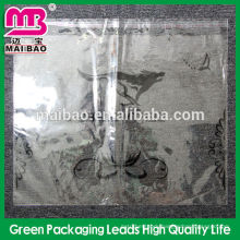 Light surface custom print picture OPP material bag for bread/candy packaging