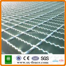 промышленное использование стальной решетке