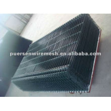 factory low price Pvc coated galvanized welded fence panel