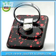 Soporte de anillo único para accesorios de tablero de instrumentos del coche del teléfono móvil
