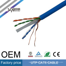 Производитель СИПУ Китай коммуникации 305м пар 0.5 ОАС 4 кабель cat6 24awg кабель UTP кабель