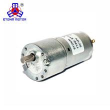 ET-SGM30A 12v Dc Spur Plastic Gear Motor silencioso