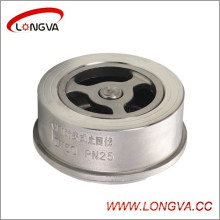 Wenzhou Low Price CF8 Wafer Check Valve