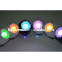 battery operated color changing RGB led mood light
