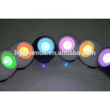 батарейках цвет RGB изменяя свет настроения Сид