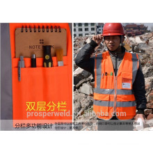 High Quality Reflection safety vest with EN20471 & CE standard, reflection cloting , reflection vest