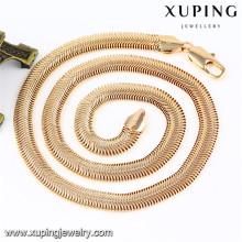 43085 Xuping оптом высокого класса мода новый дизайн ювелирные изделия ожерелье