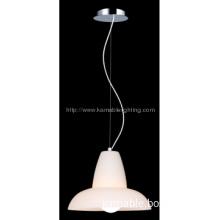 White Glass Pendant lamp Home lighting(MD4027-W)