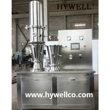 Lab Granulating Coating Machine