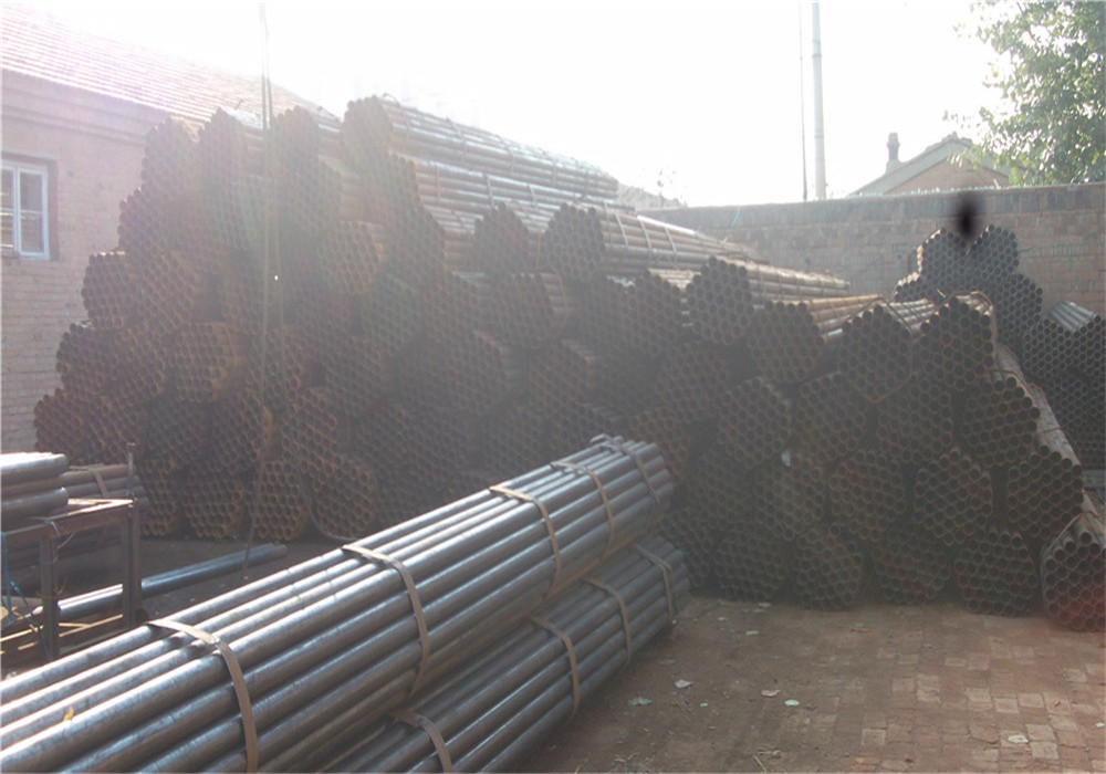 solar ground screw steel pipe