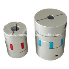 Acoplamiento de eje elástico de 6 mm a 24 mm Od40 L66