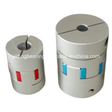 6mm to 24mm Od40 L66 Jaw Elastic Shaft Coupling