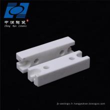 partie en céramique connecteur en céramique électrique imperméable al2o3