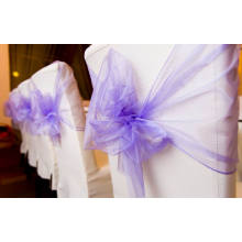 Organza Sash for Decorated