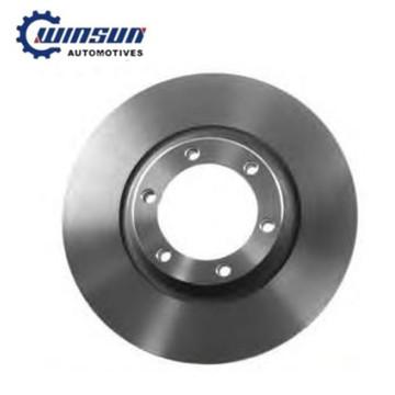 8941136281 Disco de freio dianteiro de 251mm para ISUZU