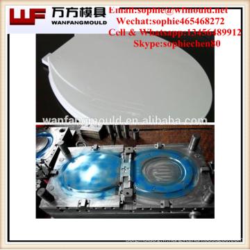 Couvre-siège de toilette en plastique injecté fabriqué à Taizhou