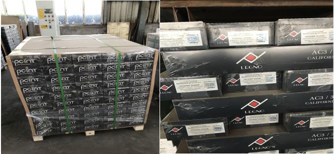 Laminate Flooring Package 1
