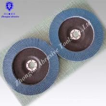 OEM T27 Zirconia Alumina Flexible Flap Disc