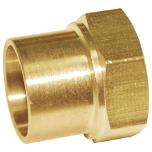 Brass Pipe Fitting Union (a. 0357)