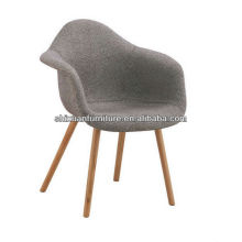European style fabric leisure chair